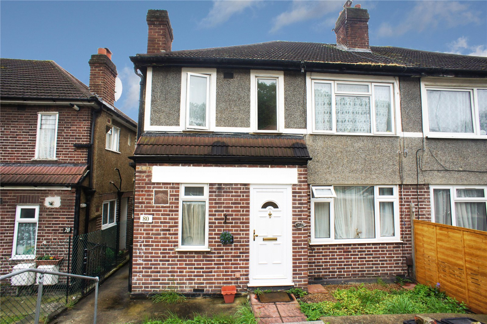 Hollyhill Road, Erith, Kent, DA8