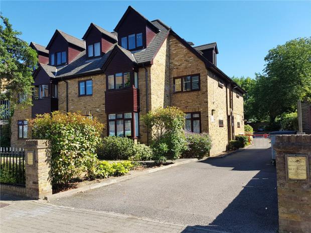 Gainsborough Lodge, 14 Hindes Road, Harrow