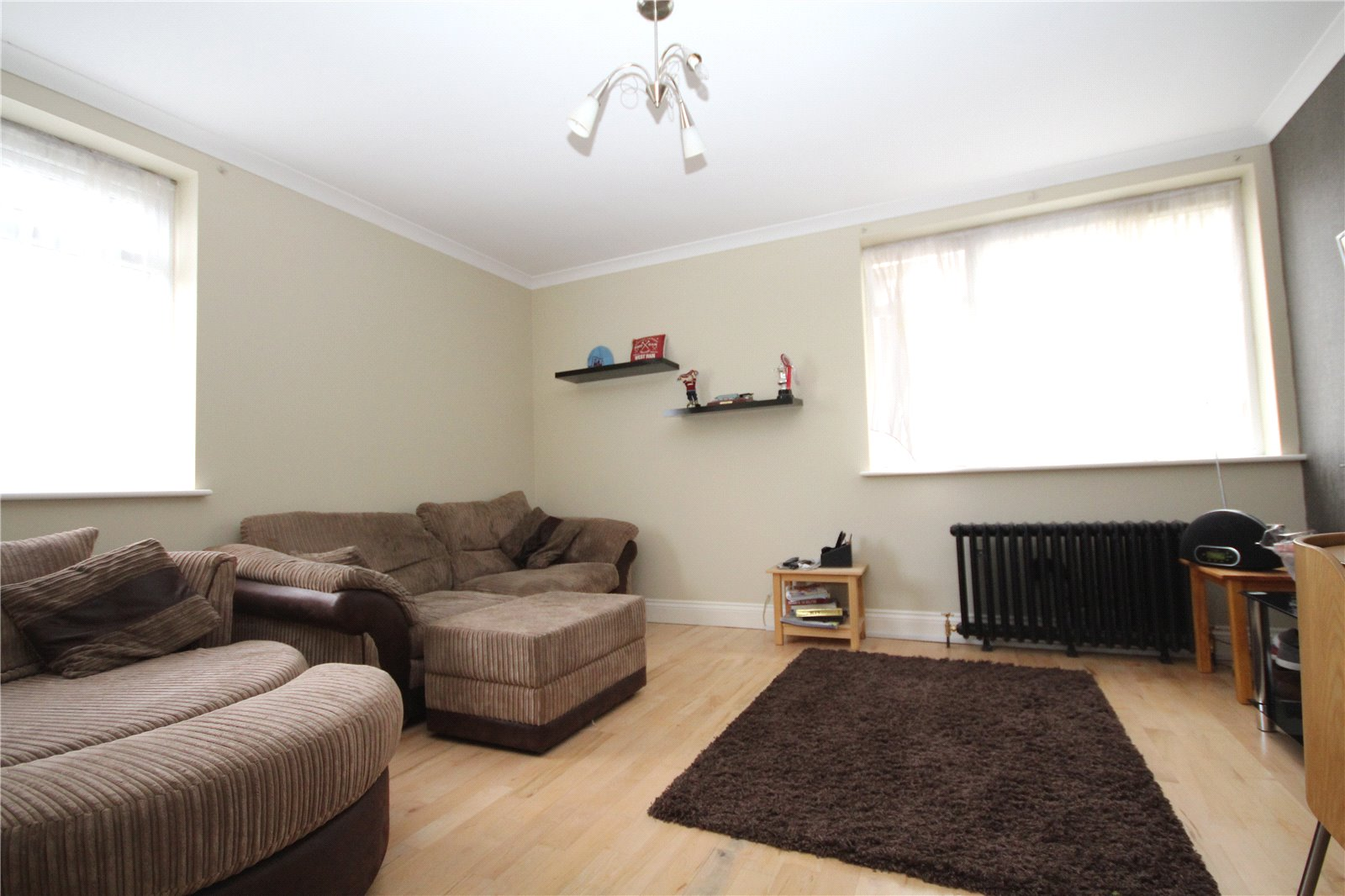 Burns House, Axminster Crescent, Welling, Kent, DA16