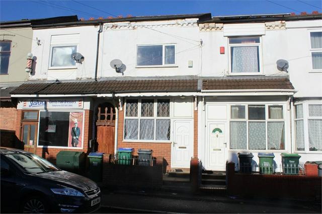Parkes Street, Smethwick, West Midlands