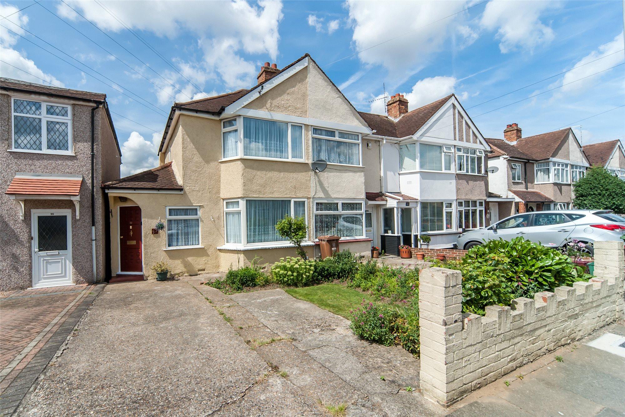 Crofton Avenue, Bexley, Kent, DA5