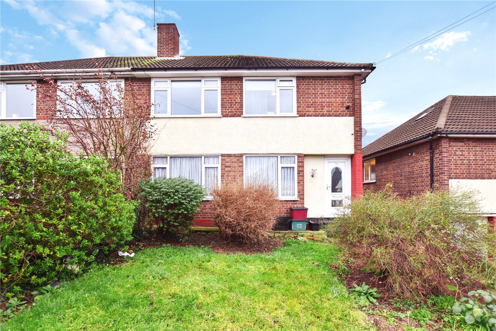 Brook Lane, Bexley, Kent, DA5