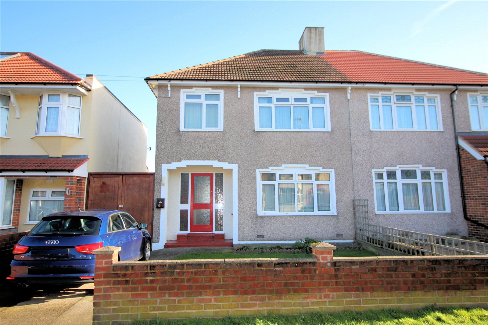 Shinglewell Road, Erith, Kent, DA8