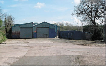 Former Zonner Premises, Caerphilly