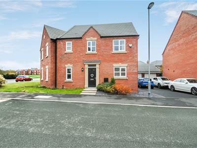 Moniven Close, Edgewater Park, Latchford, Warrington, WA4