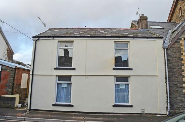 Poplar Street, Troedyrhiw, Merthyr Tydfil, Mid Glamorgan