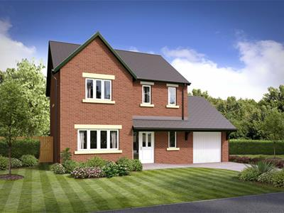 The Borrowdale - Plot 13, The Woodlands, Barrow-in-Furness