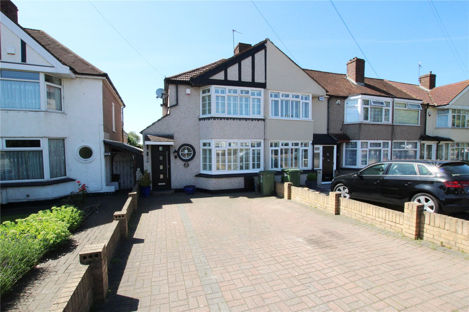 Blackfen Road, Blackfen, Kent, DA15