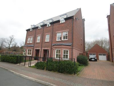 Bretland Drive, Grappenhall Heys WARRINGTON WA4