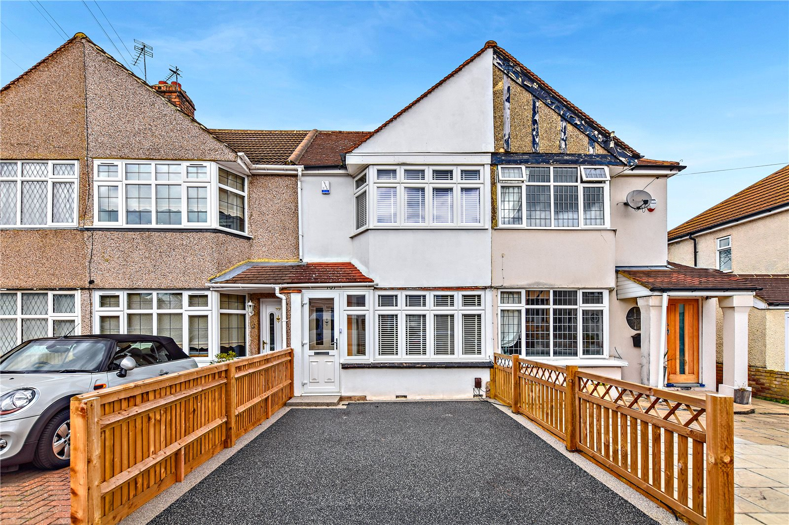 Howard Avenue, Bexley, Kent, DA5