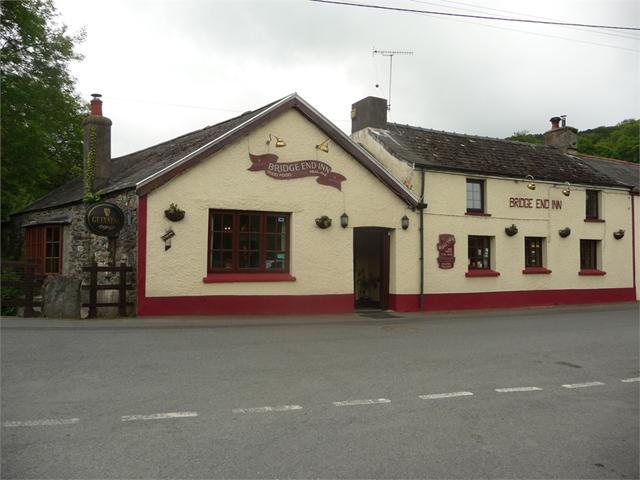 Pembrokeshire's Camra Real Ale Pub of the Year 2017, The Bridgend Inn, Llanychaer, Fishguard, Pembrokeshire
