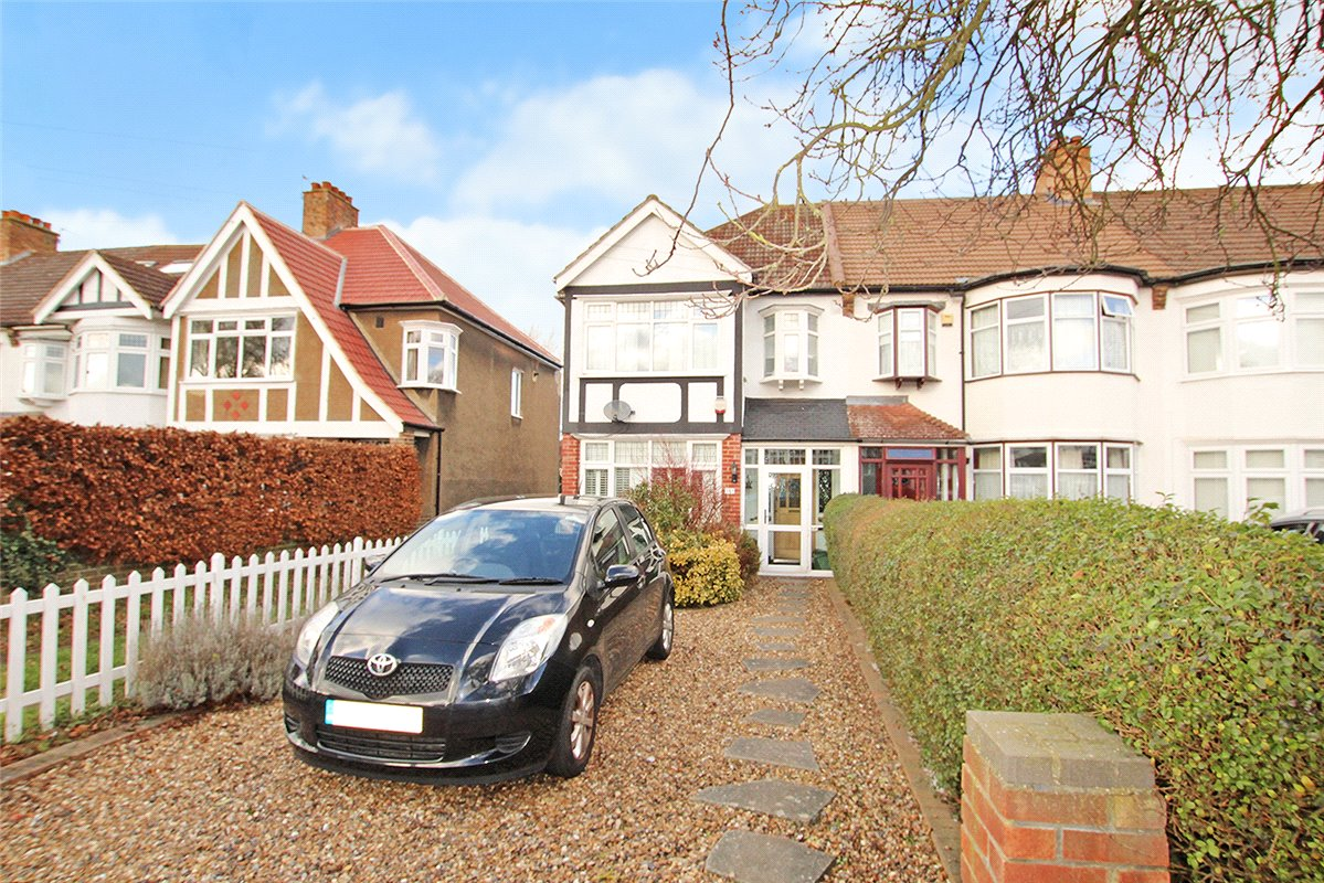 Pickhurst Rise, West Wickham, Kent, BR4