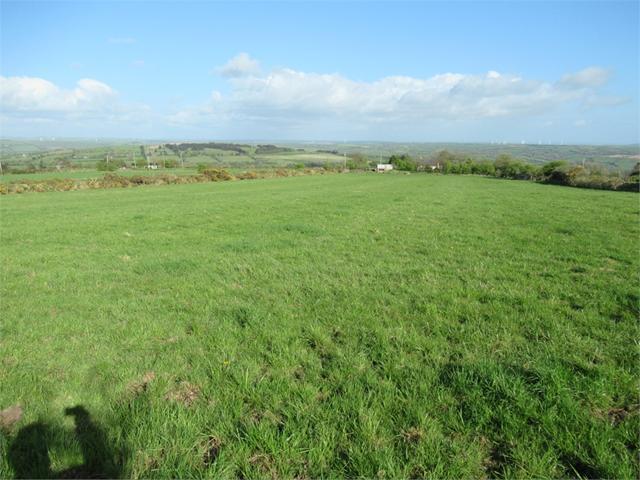 13.25 Acre Adjacent to Crigiau, Pentregalar, Crymych, Pembrokeshire