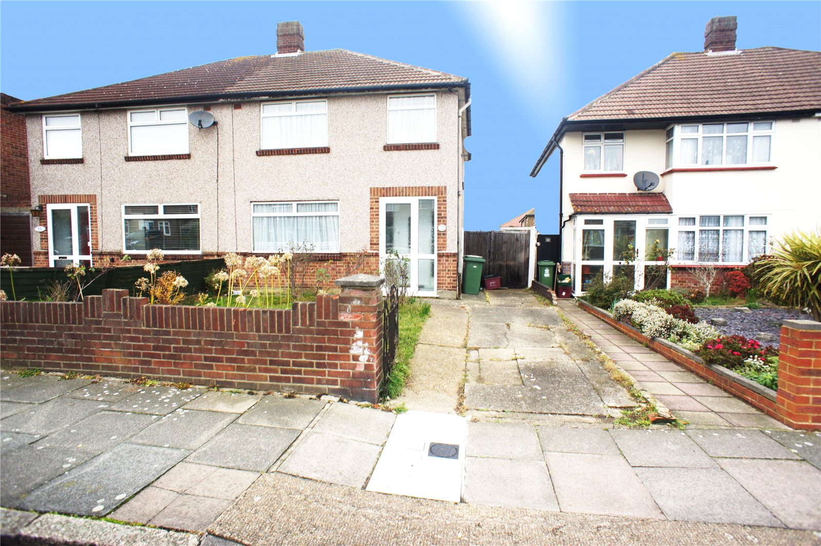 Ightham Road, Erith, Kent, DA8