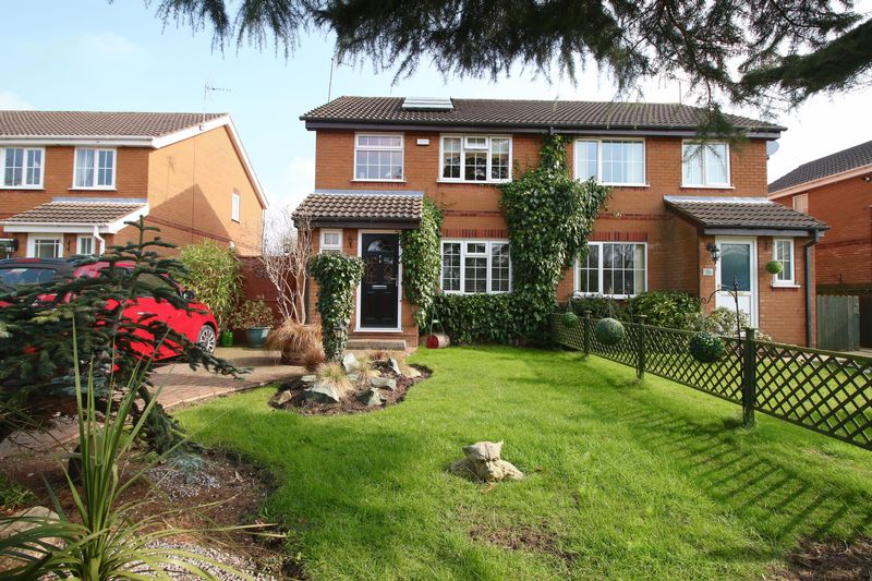 Extended Semi Detached, Hutton Cranswick