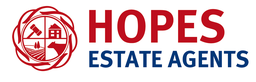 Hopes Estate Agents, Wigton Logo