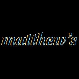 Matthews Of Chester (Chester)