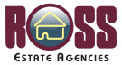 Ross Estate Agencies, Lettings Logo