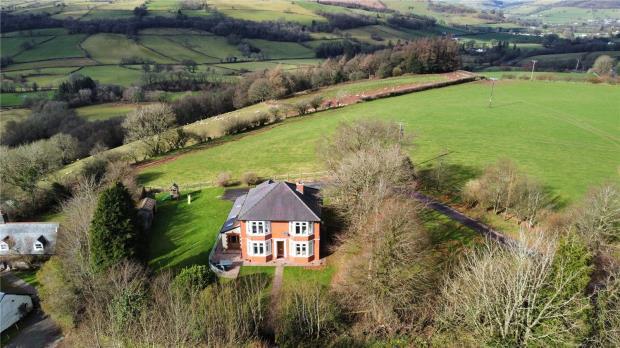 Defynnog, Brecon, Powys