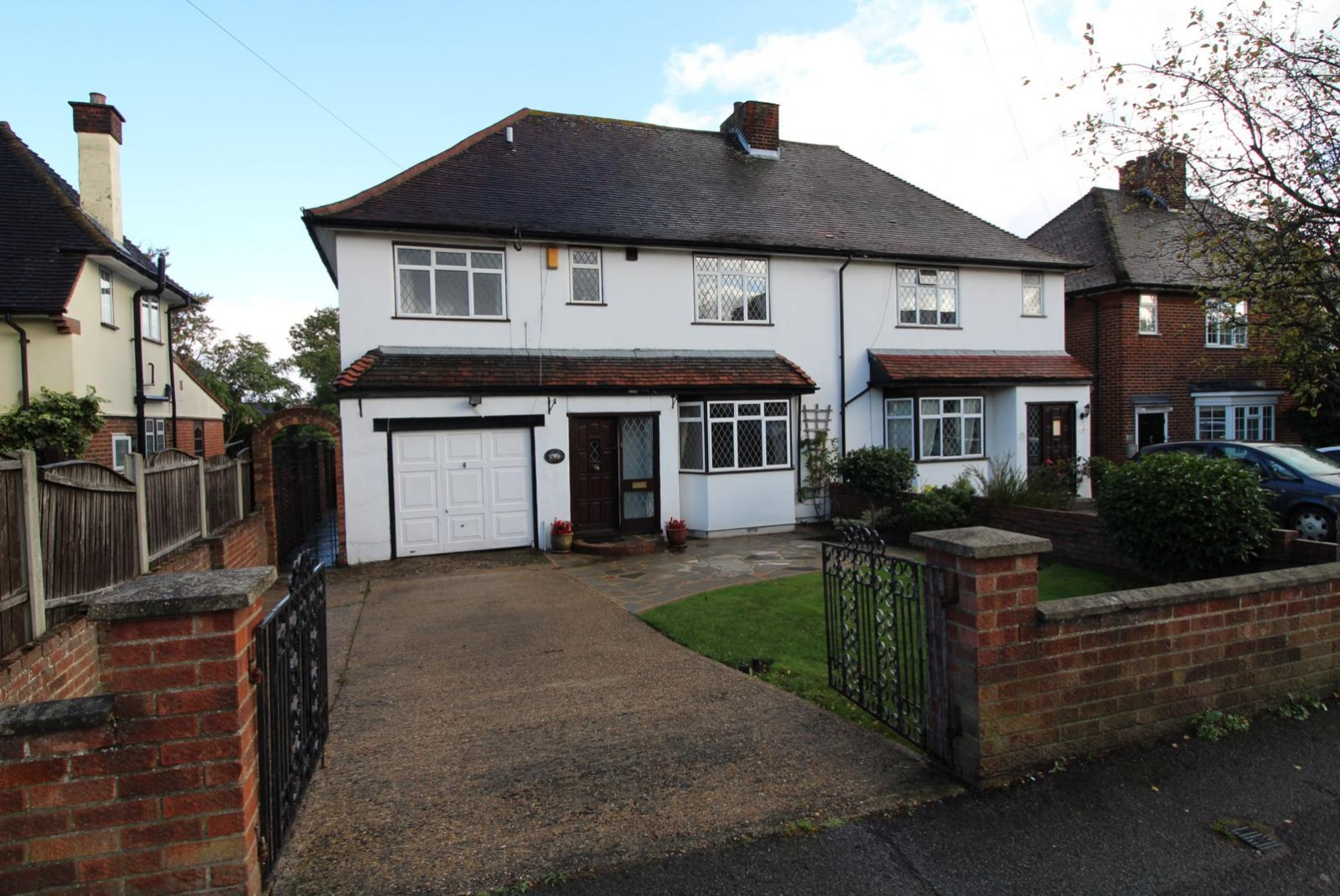 Park Lane, Aveley, South Ockendon, Essex, RM15