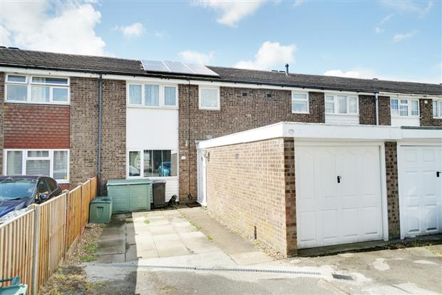 Sycamore Close, Witham