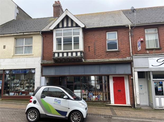 The Flat, Charles Street, Milford Haven, Pembrokeshire