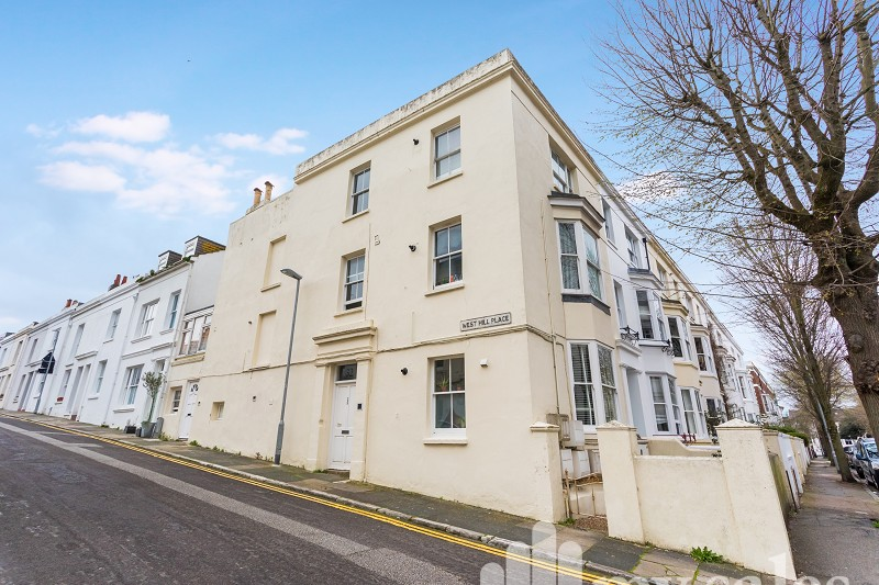 Buckingham Road, Brighton, East Sussex. BN1