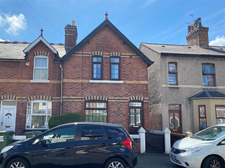 Cunliffe Street, Wrexham