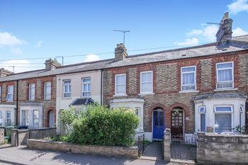 Howard Street, East Oxford