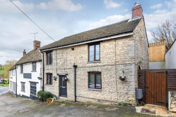 The Cottage, Steep Hill, Crawley, Witney, Oxfordshire