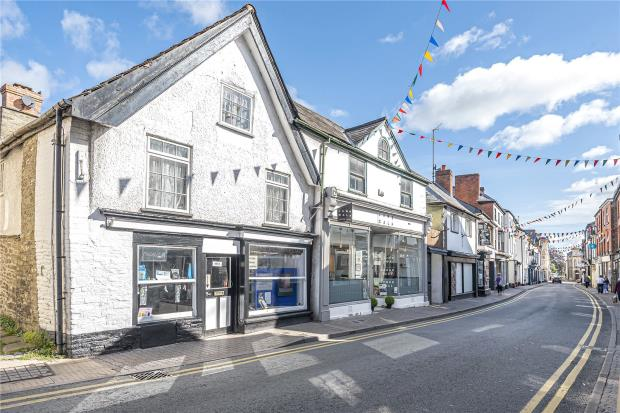 High Street, Kington, Herefordshire