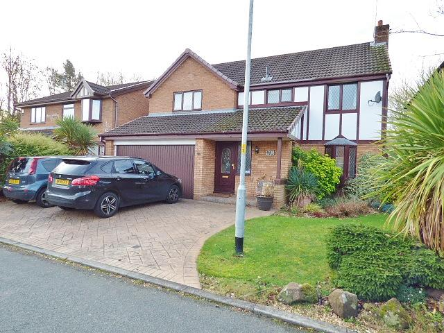 46 Shackleton Close, Old Hall, Warrington  WA5 9QE