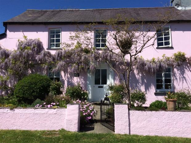 Hebron Farmhouse, Hebron, Carmarthenshire
