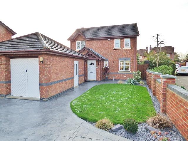 16 Littledale Road, Great Sankey Warrington  WA5 3DQ