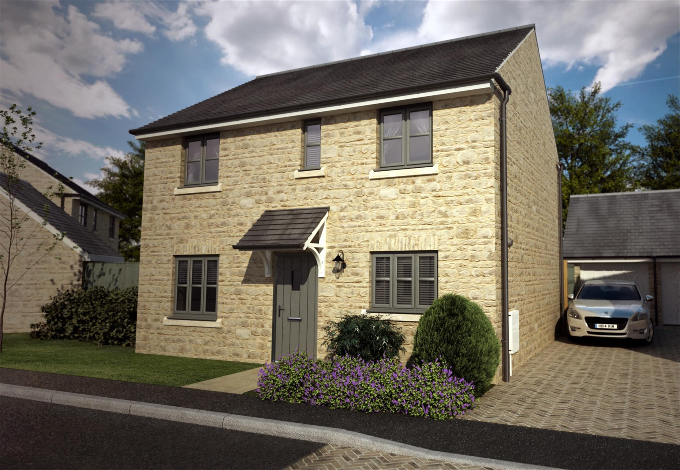 Plot 69, Hares Chase, Cricklade, Swindon SN6