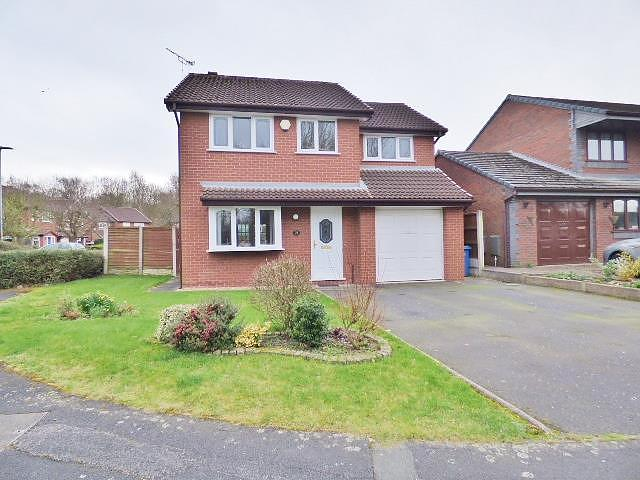 22 Ladywood Road, Old Hall, Warrington WA5 9QR