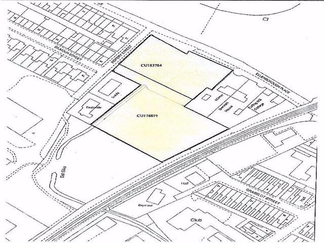 Development Land, Ellenborough Place, Maryport, Cumbria