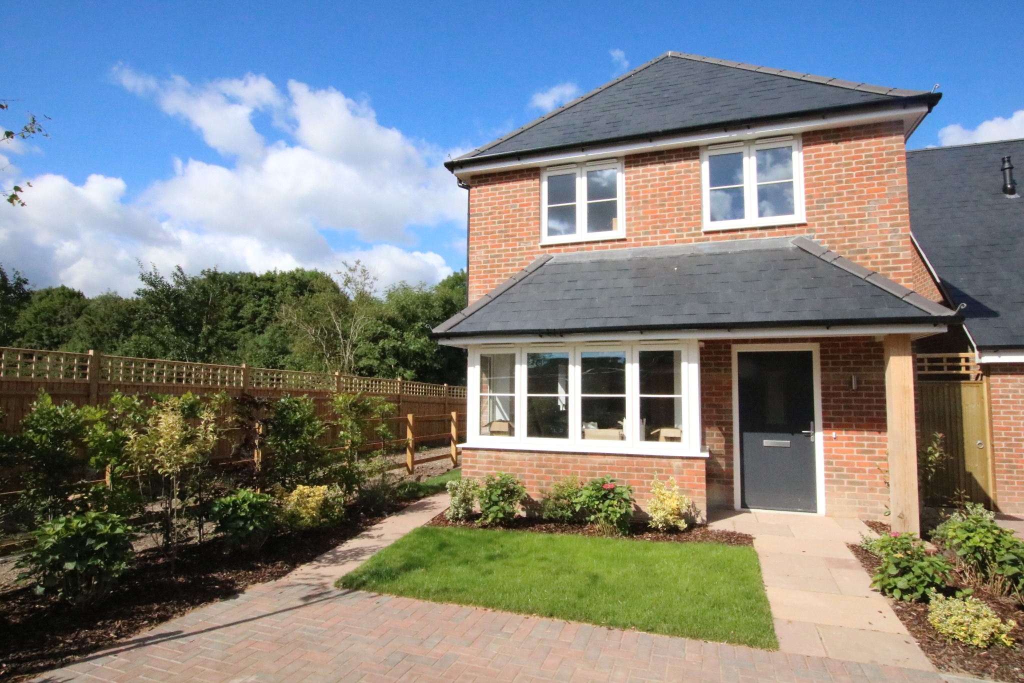 Brand New Three Bed Detached House With Help To Buy And Ready To Move In!