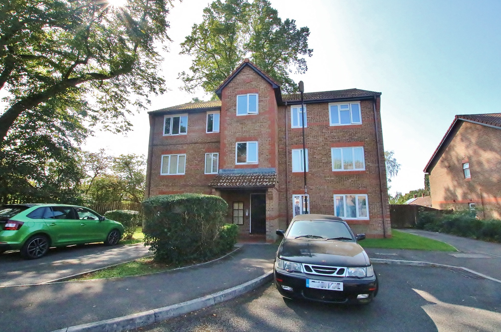 Nutfield Court, Maybush, Southampton