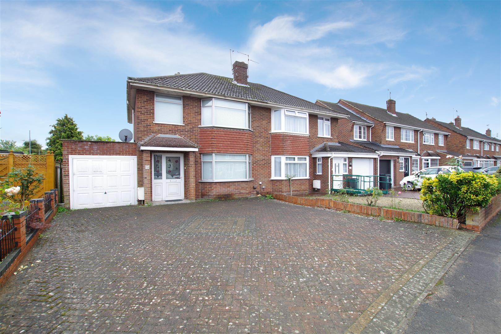 Grange Drive, Stratton St Margaret, Swindon