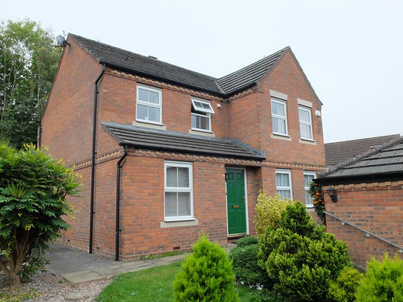 Farjeon Close, Ledbury