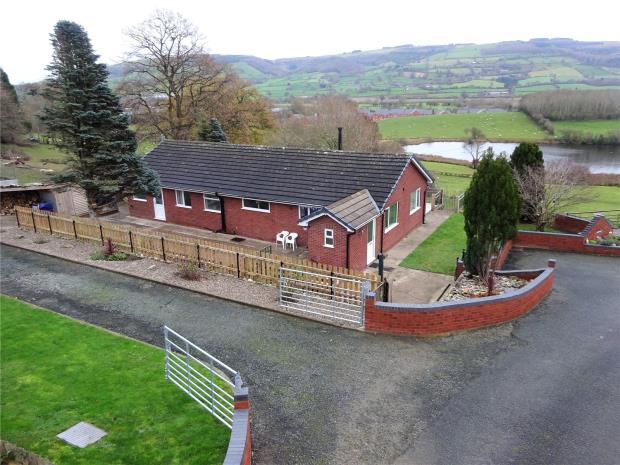 Gungrog Hill, Welshpool, Powys