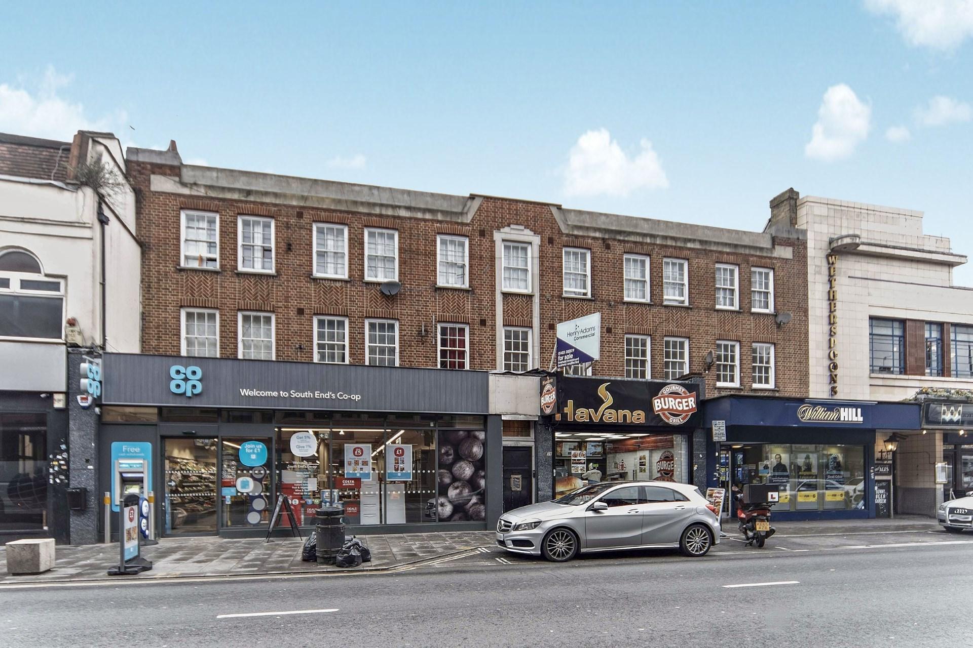 South End, Croydon, CR0
