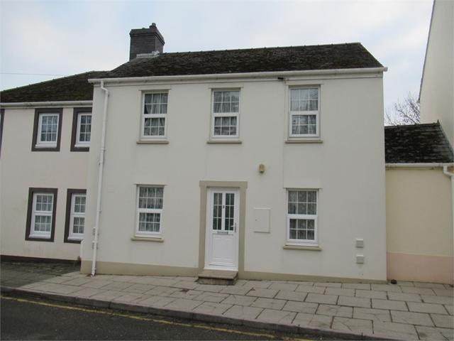8 North Crescent, Haverfordwest, Pembrokeshire