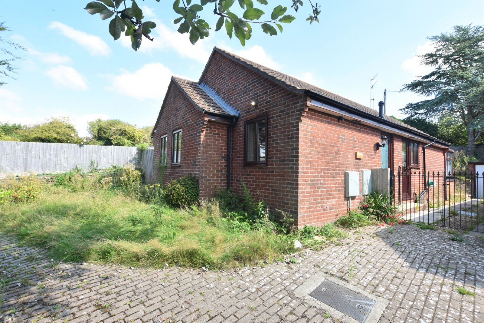 Holcombe Close, Preston