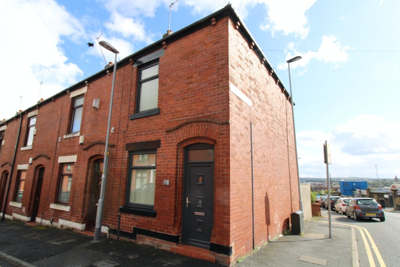 Industry Road, Rochdale, Greater Manchester, OL12