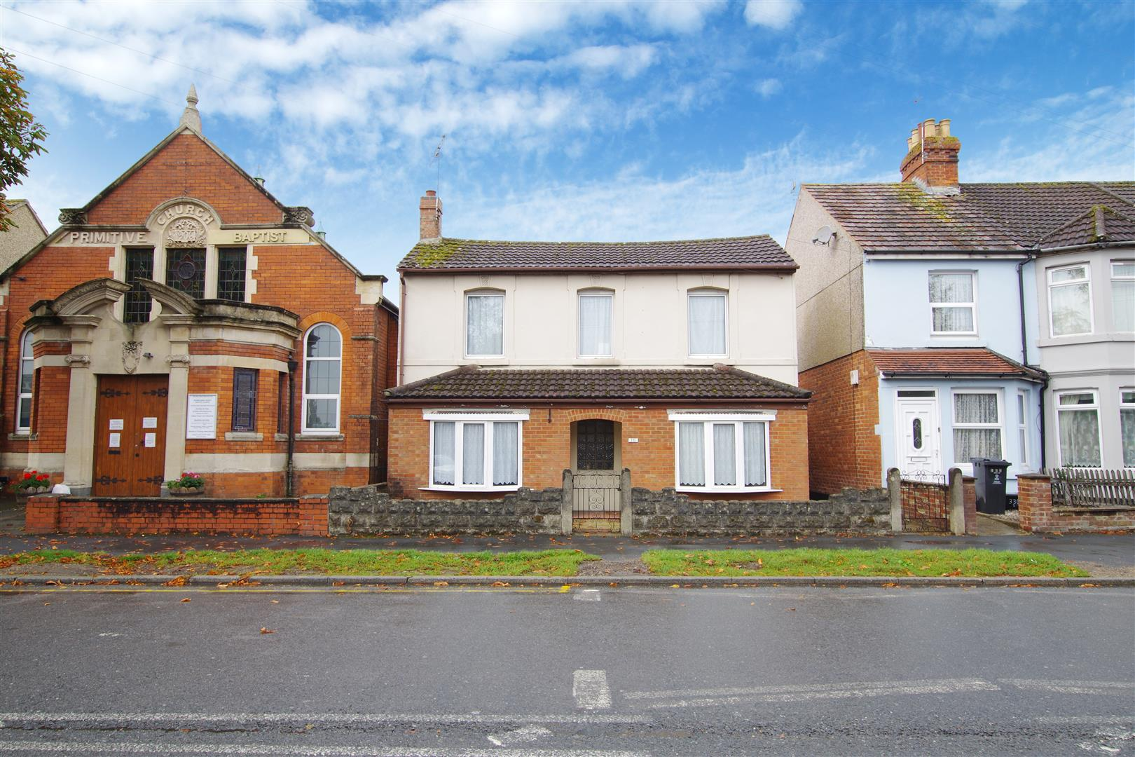 Cheney Manor Road, Swindon