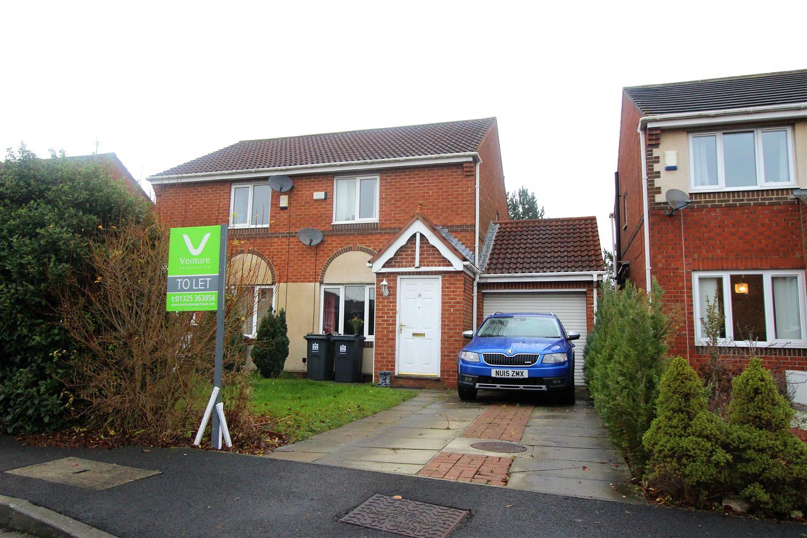 Greensfield Close, Darlington