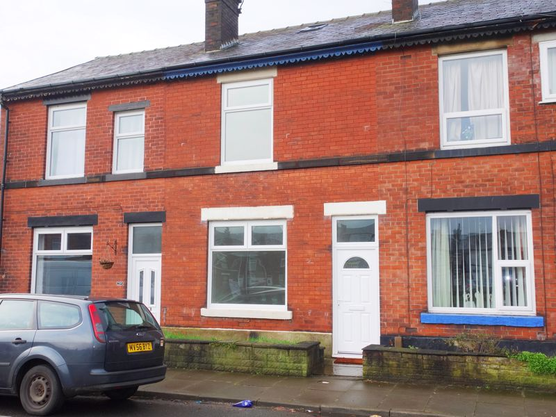 Property Has Now Been Let - Fletcher Street, Radcliffe