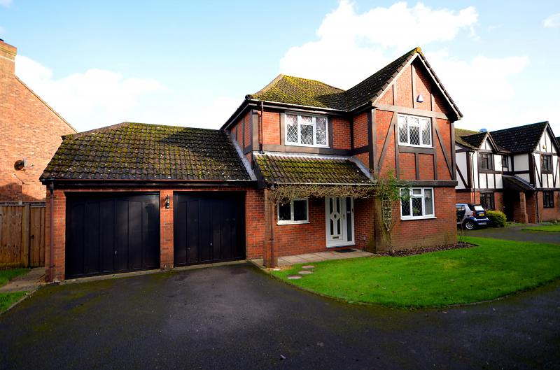 Kestrel Close, Botley, SO32